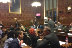 CBHUK Hajj Debrief 2015 UK Parliament (2)