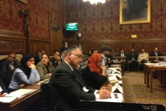 CBHUK Hajj Debrief 2015 UK Parliament (3)