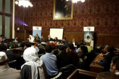 CBHUK Hajj Debrief 2015 UK Parliament (5)
