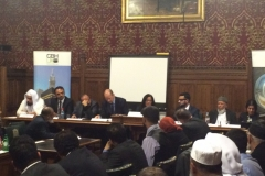 CBHUK Hajj Debrief 2015 UK Parliament (6)