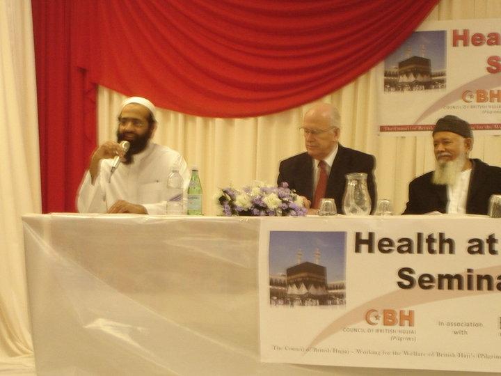 Health at Hajj 2006
