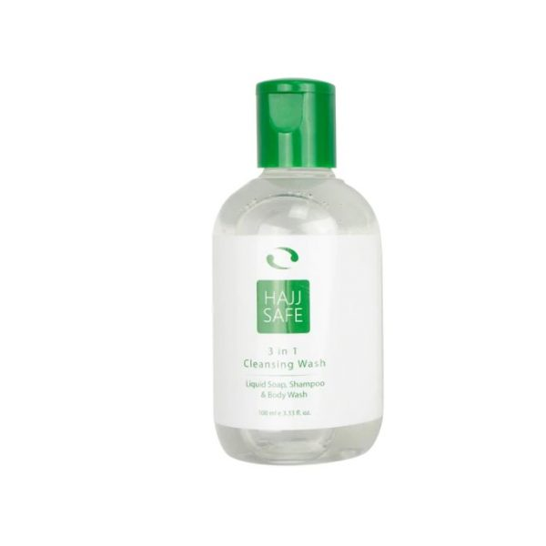 hajj safe liquid soap
