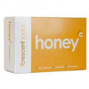 honey-soap