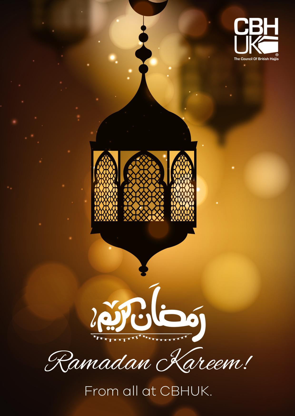 Ramadan Kareem! | CBHUK