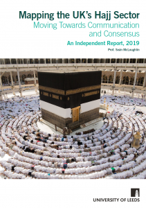 Cover Mapping the UK's Hajj Sector