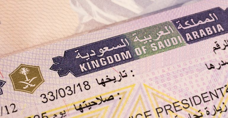 Government of Saudi Arabia to issue non-adhesive Umrah visas from April 2017 | CBHUK
