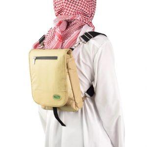 Secure Hajj & Umrah Side and Back Pack